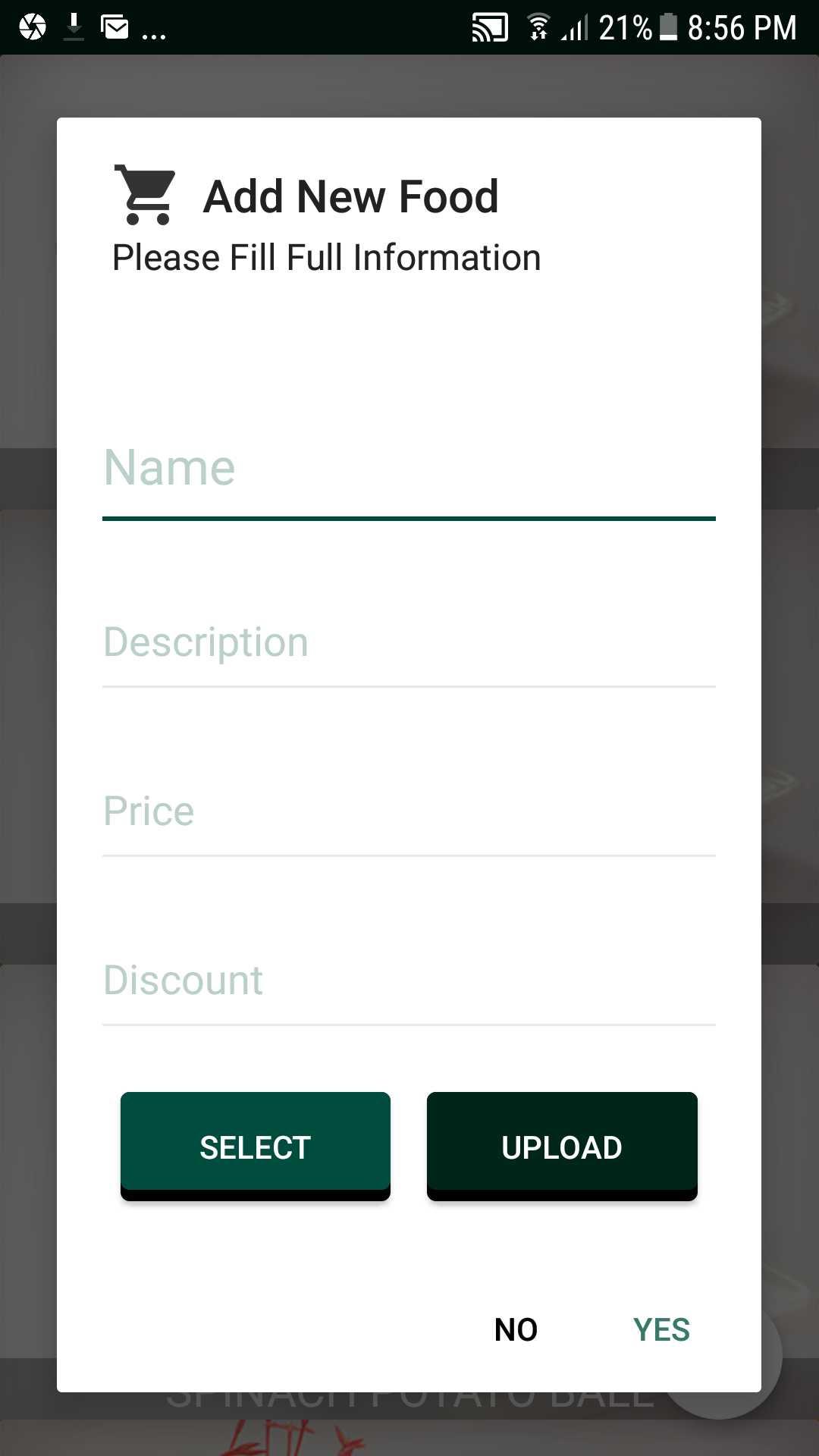 GitHub - osamamohsen/Android-Restaurant-Admin