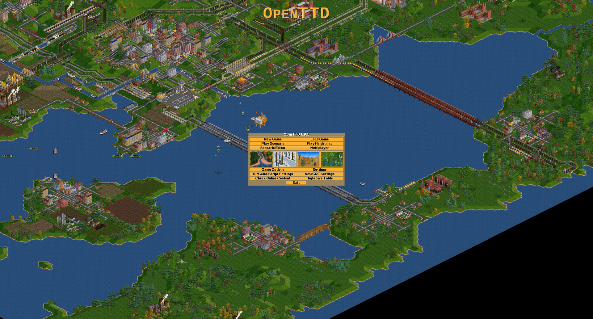 Fix some GUI scaling · Issue #7539 · OpenTTD/OpenTTD · GitHub