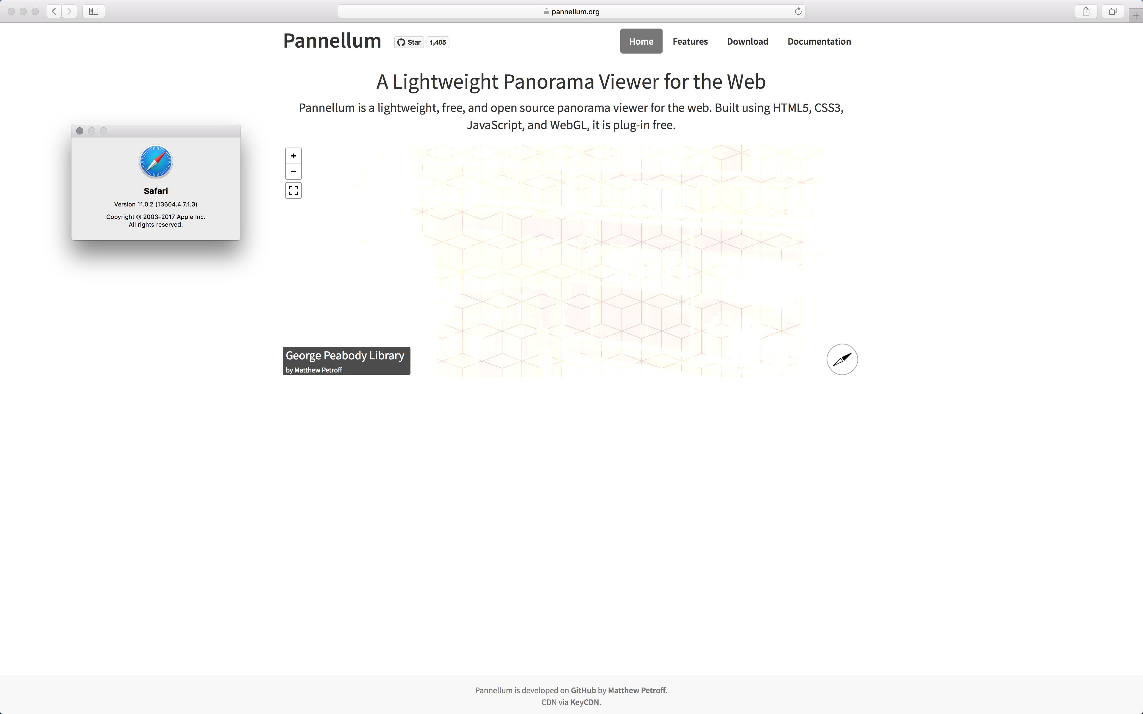 pannellum - Bountysource