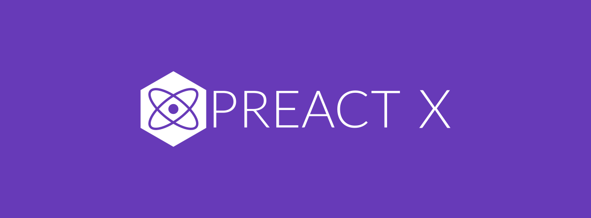preact-x