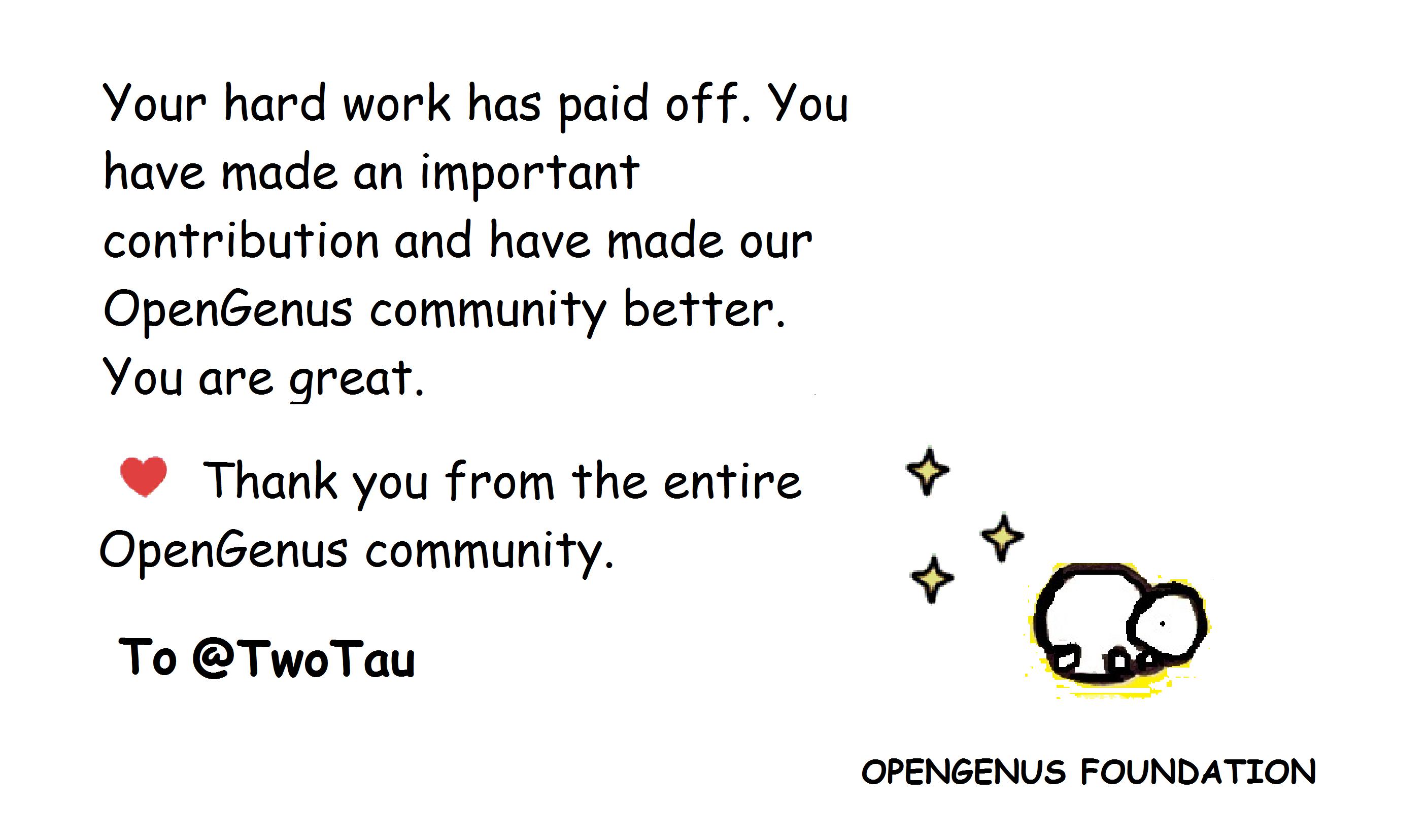 positive_opengenus