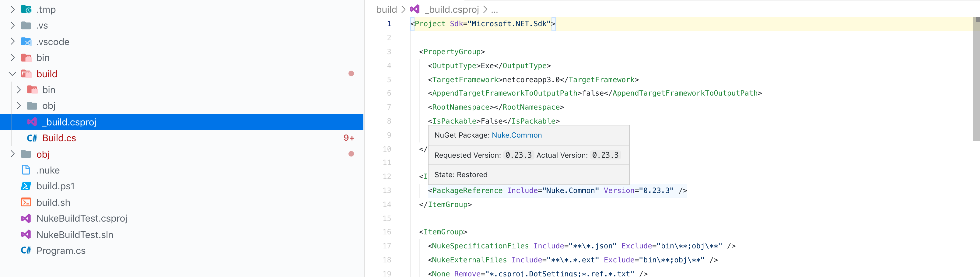 namespace 'Nuke' could not be found · Issue #333 · nuke