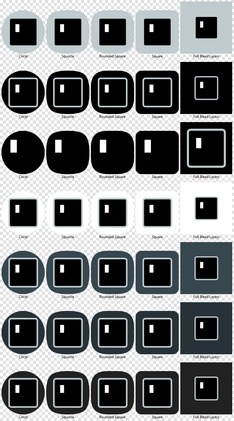 Add adaptive icon · Issue #552 · termux/termux-app · GitHub