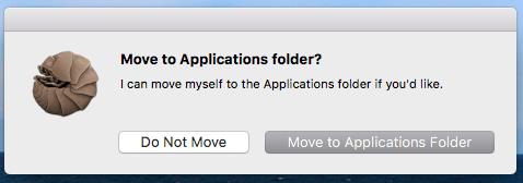 keka applications folder window