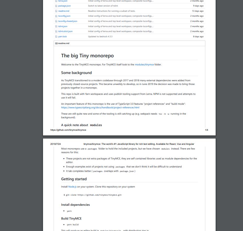 Tinymce Angular 8