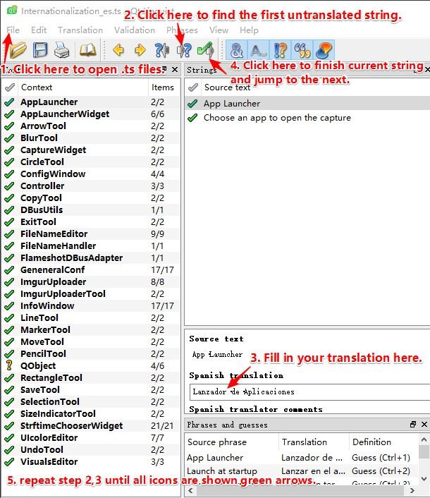 GitHub - flameshotapp/translation-instruction: Translation
