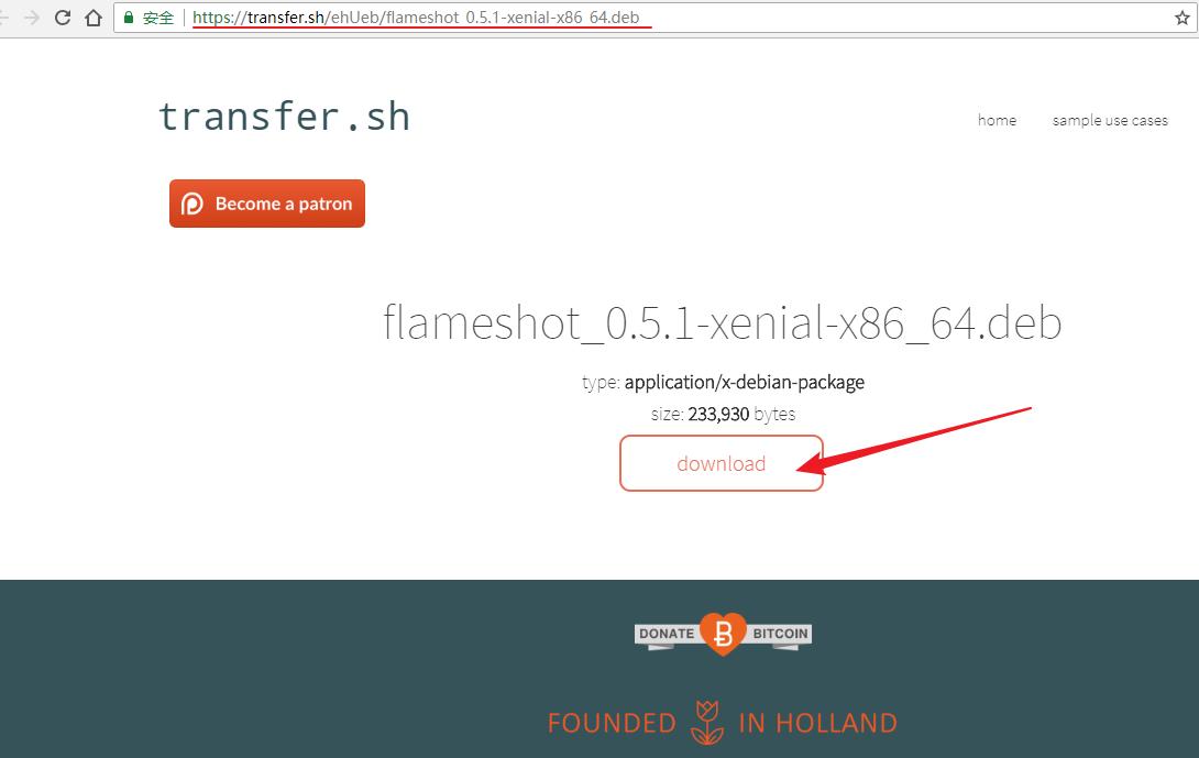 flameshot is not runnig in ubuntu 18 04 · Issue #223