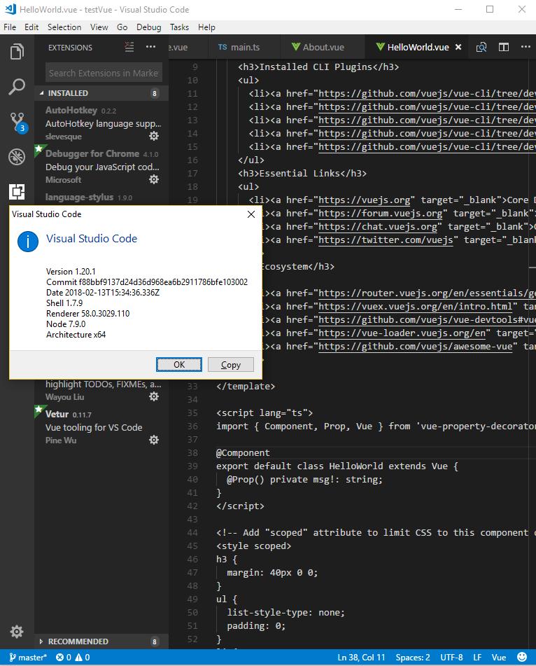 Syntax highlighting is broken · Issue #660 · vuejs/vetur