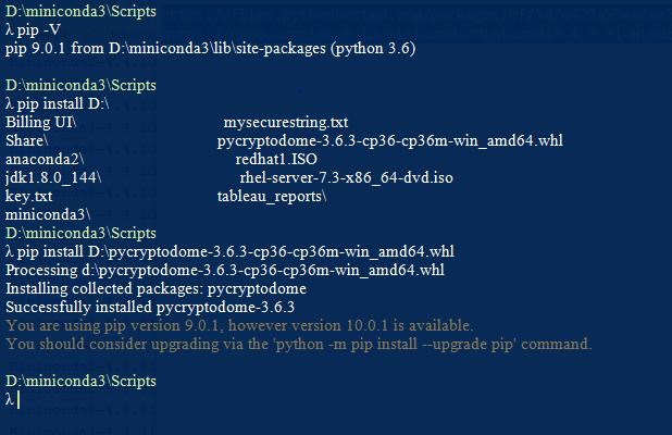 it not work in windows with python3 5(x64) · Issue #174 · Legrandin