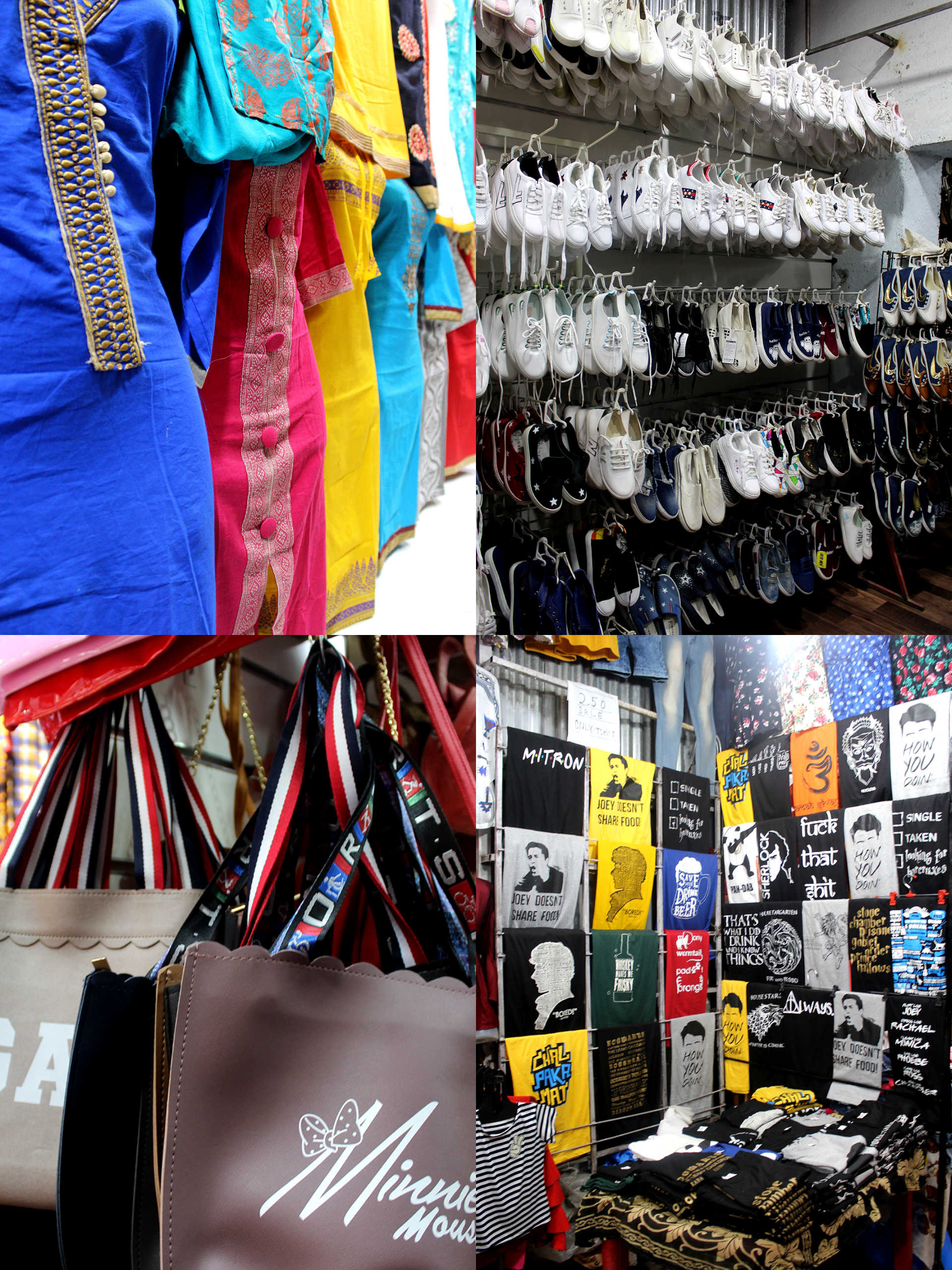 Top 7 Places For Street Shopping In Pune Junkjam Fashion Lifestyle Market Travel