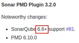 Sonarqube 7 6 support · Issue #81 · jensgerdes/sonar-pmd · GitHub