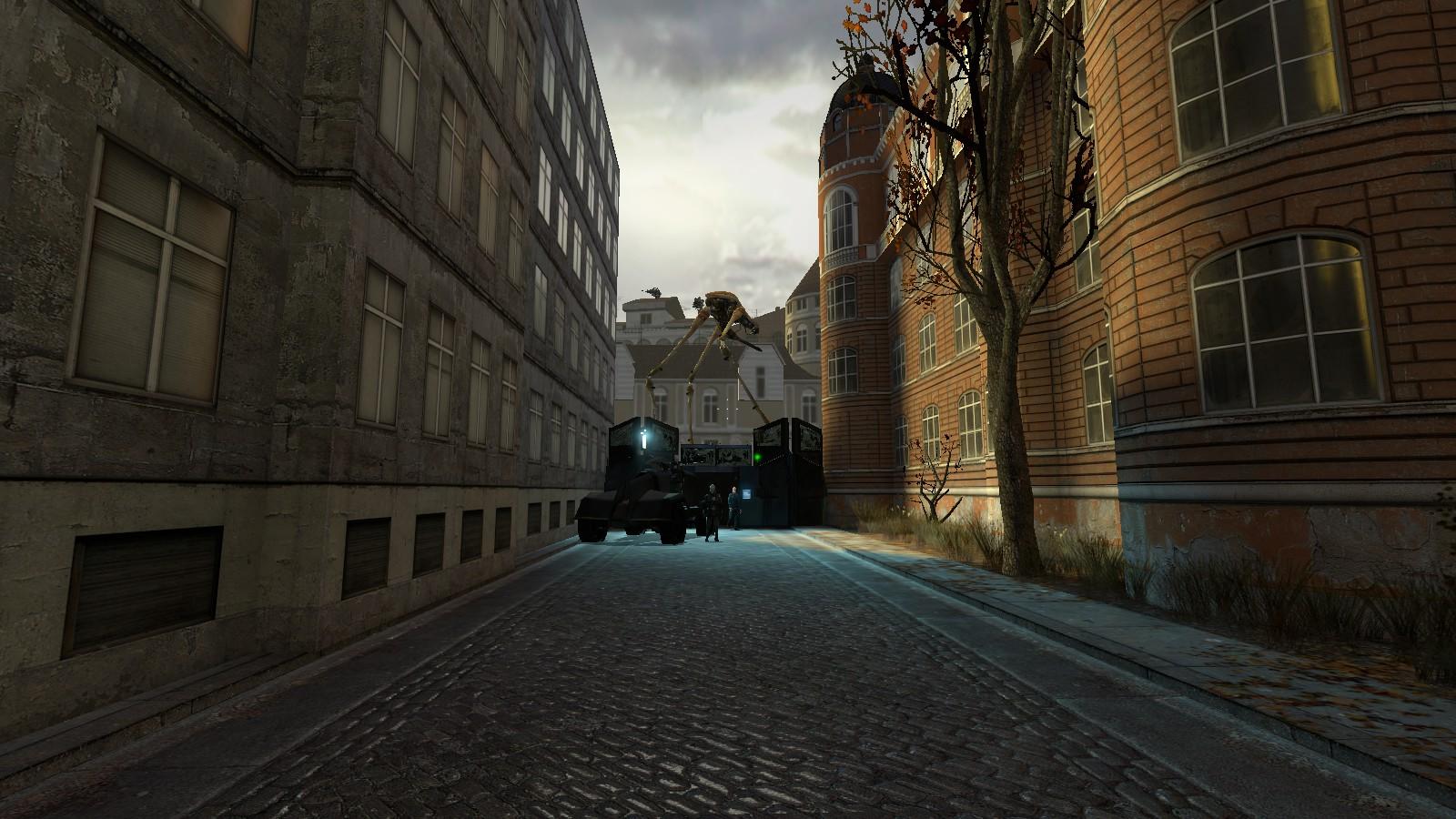 city 17 monster passing