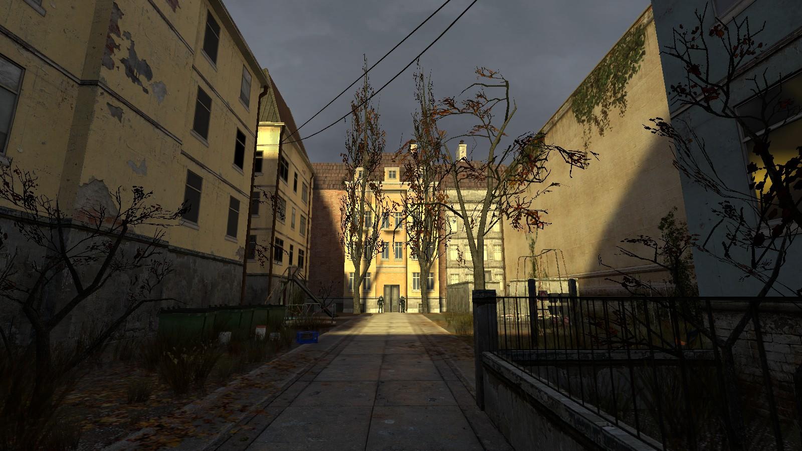 city 17 apt entry