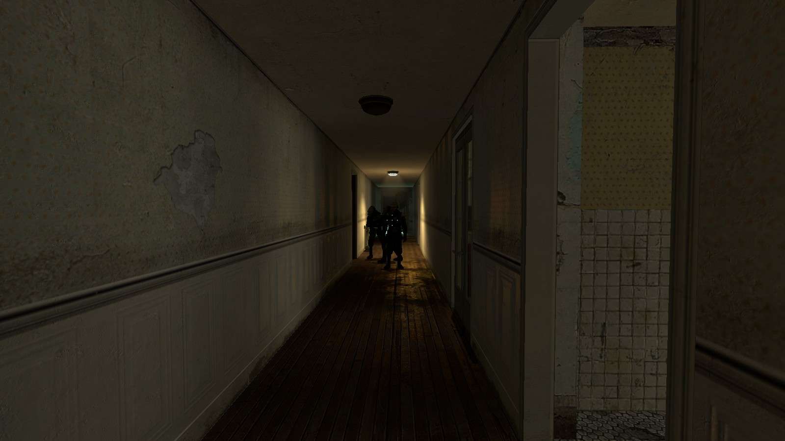 city 17 apt hallway 2
