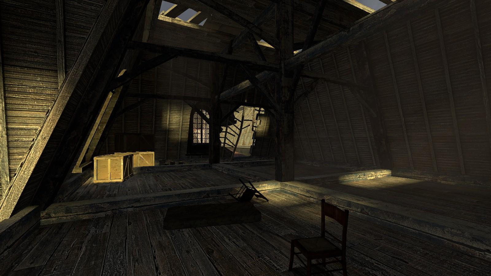 city 17 apt attic