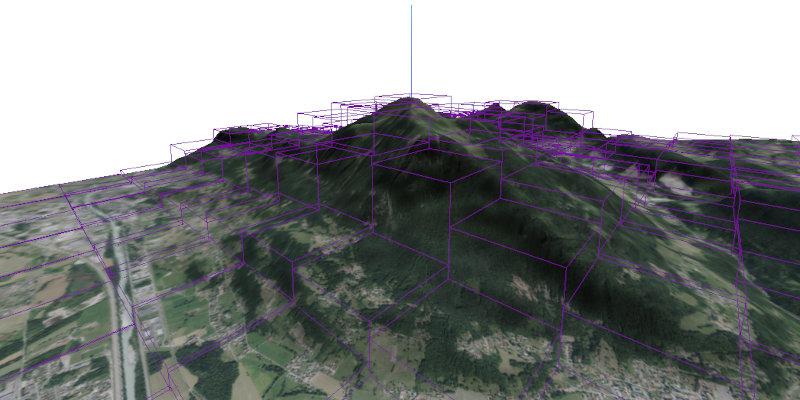 three-mini-map