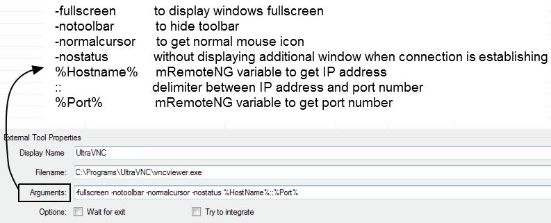 Ultravnc Default Password