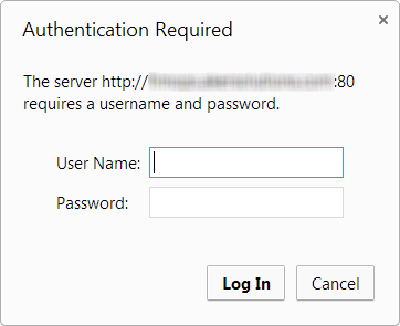 Windows Authentication Custom page? · Issue #1374