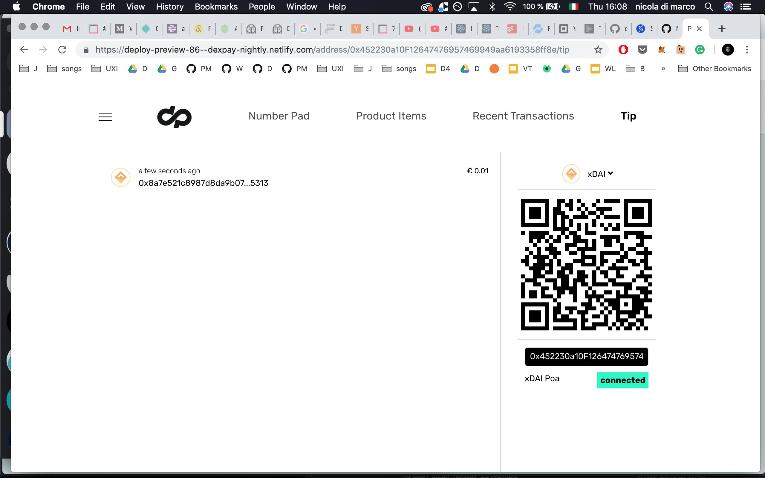 Adding Tip Page · Issue #78 · dexlab-io/dexpay-pos · GitHub