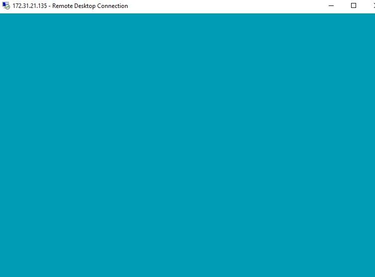 Ubuntu 18 04, Blank screen after login from Windows 10