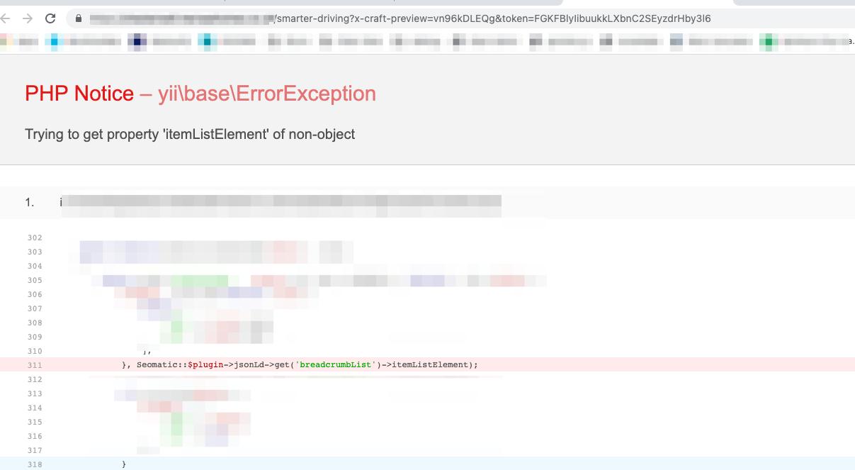yii_base_ErrorException