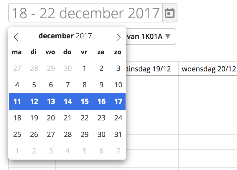 Changing the date from outside the datepicker · Issue #976