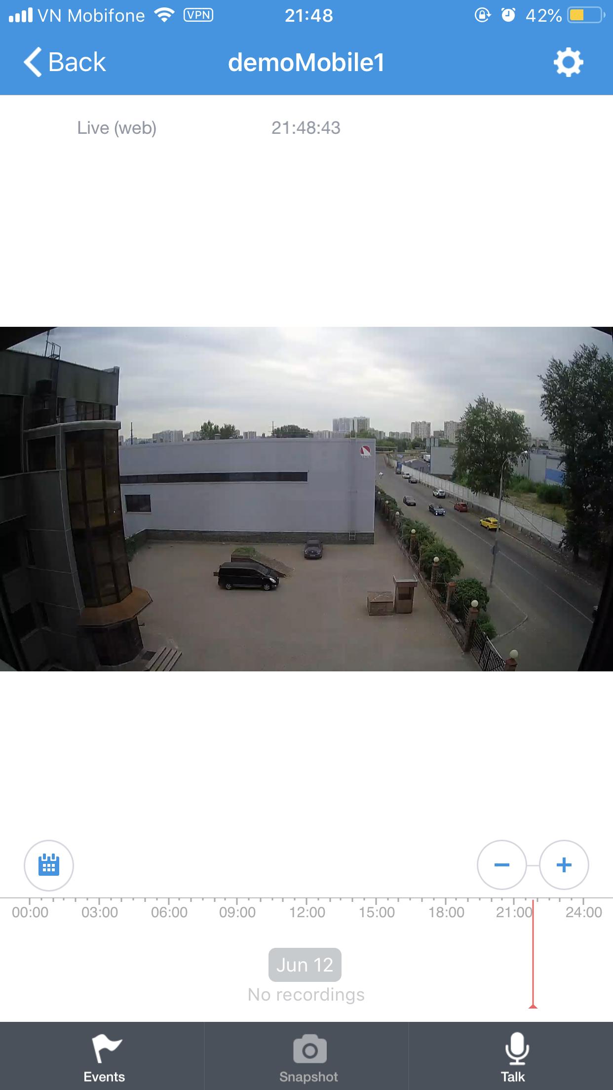 Lỗi không xem camera được trên app ivideon! · Issue #141 · bigdargon