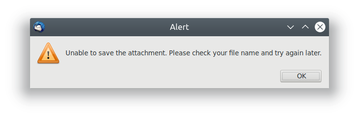How To Save Attachments In Mozilla Thunderbird Managing