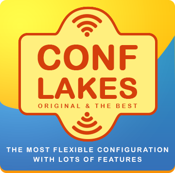 Npm config module conflakes