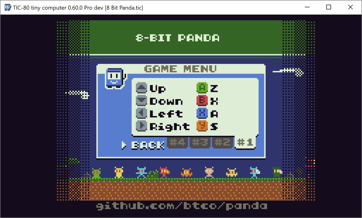Game Menu -> Gamepad Config configures only 2 gamepads · Issue #494