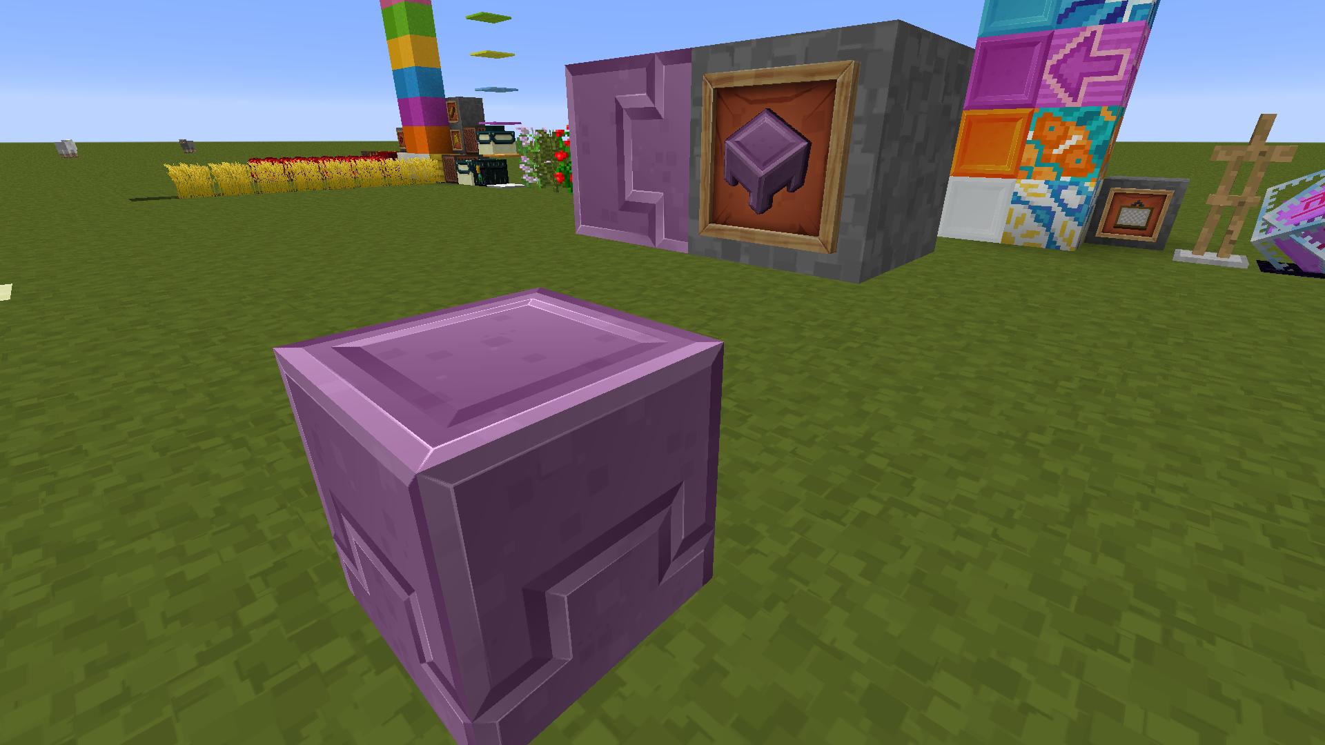 Minecraft Crafting Shulker Box - Kebaya Solo h