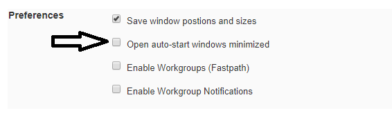 Window size and position preserved only until Chrome is
