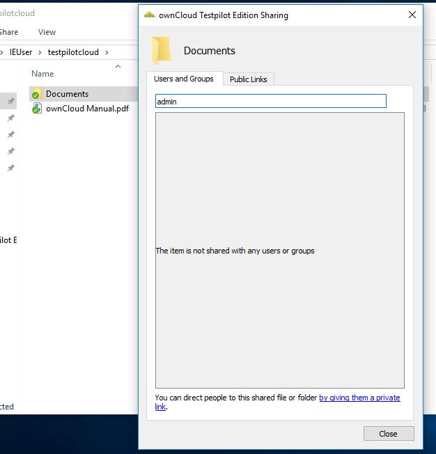 Windows] File Explorer - Integrate a Cloud Storage Provider: Drop