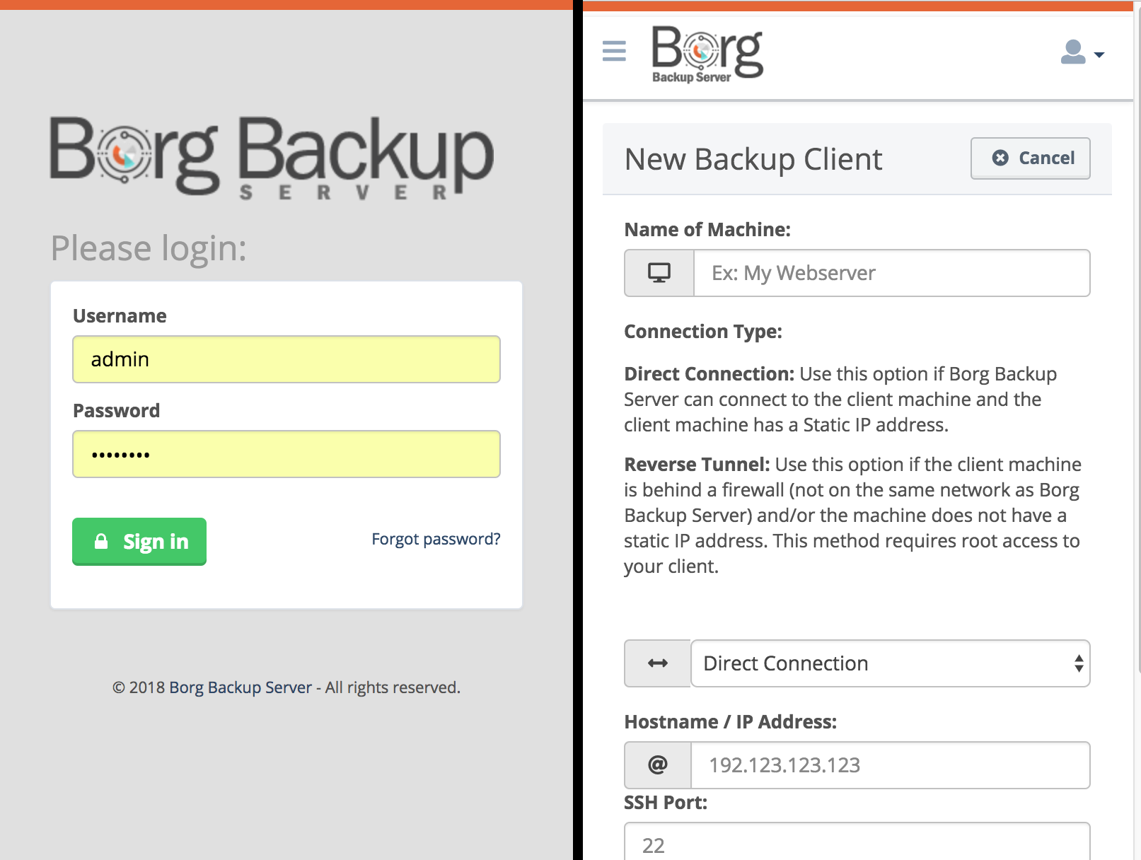 Discussion · Issue #1 · marcpope/borgbackupserver · GitHub