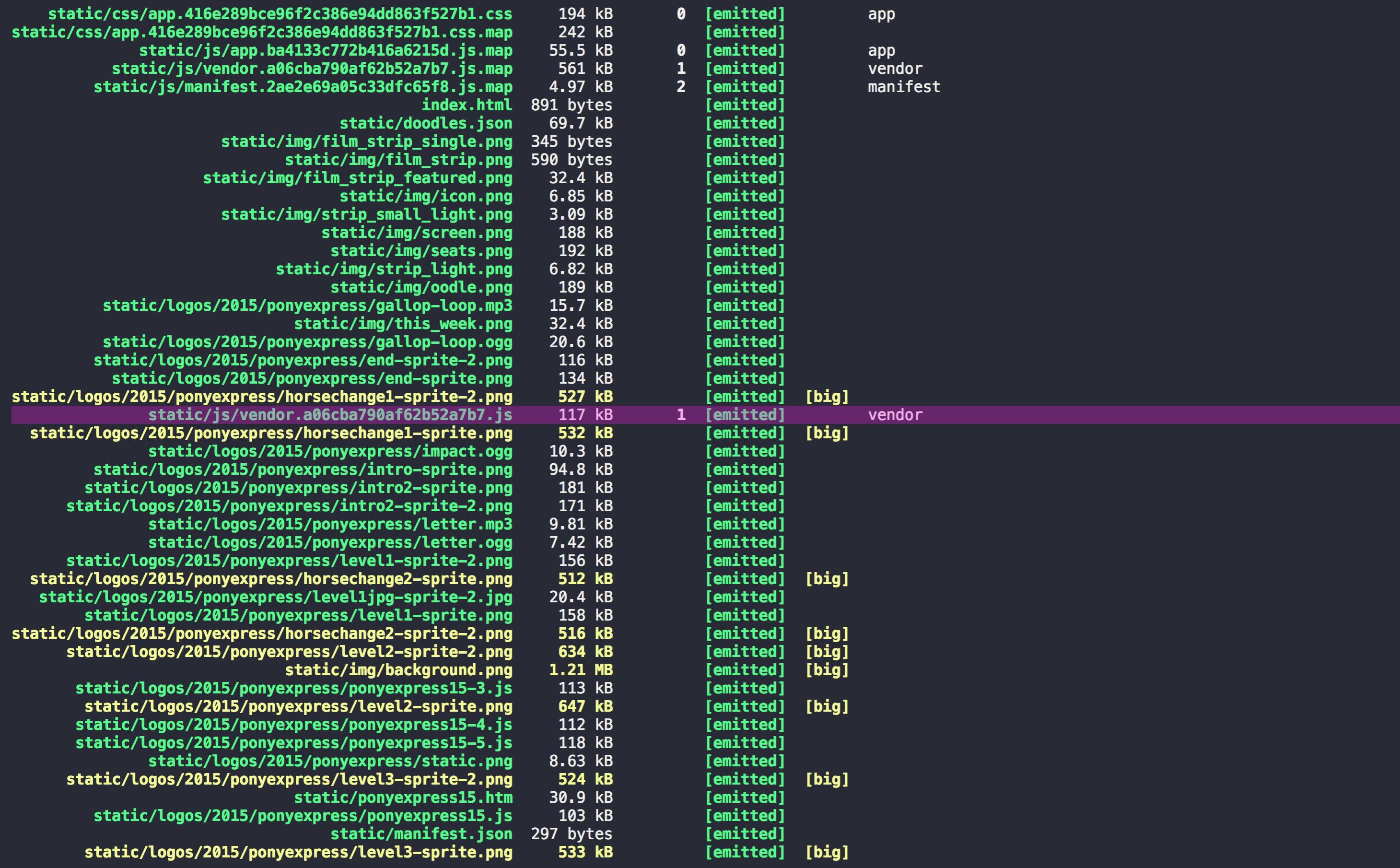 JavaScript optimizations · Issue #8 · google/oodle-demo · GitHub