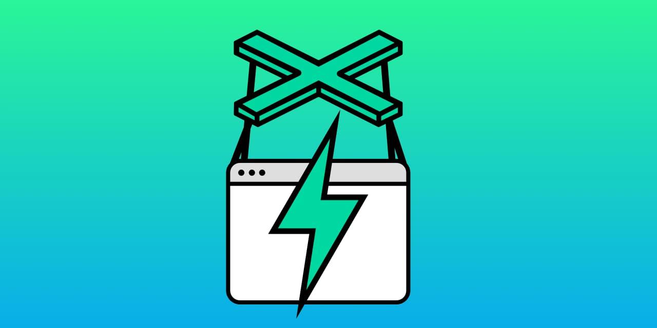 Puppeteer WebPerf logo