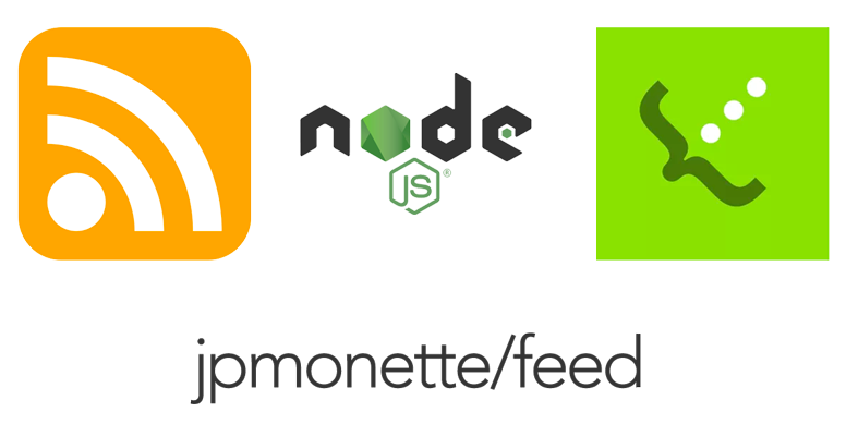 Feed for Node.js