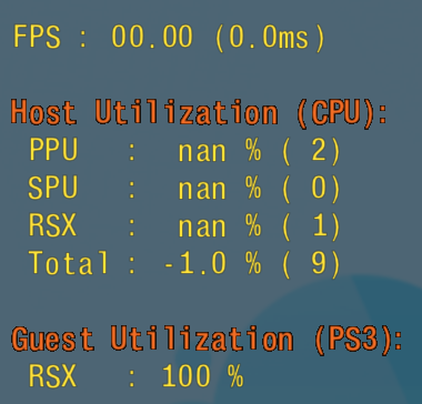 rpcs3 perf-overlay