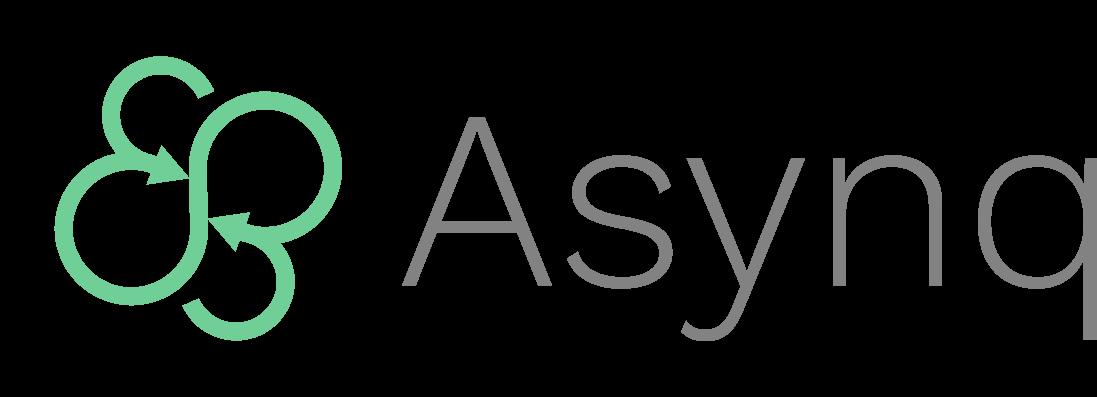 Asynq logo