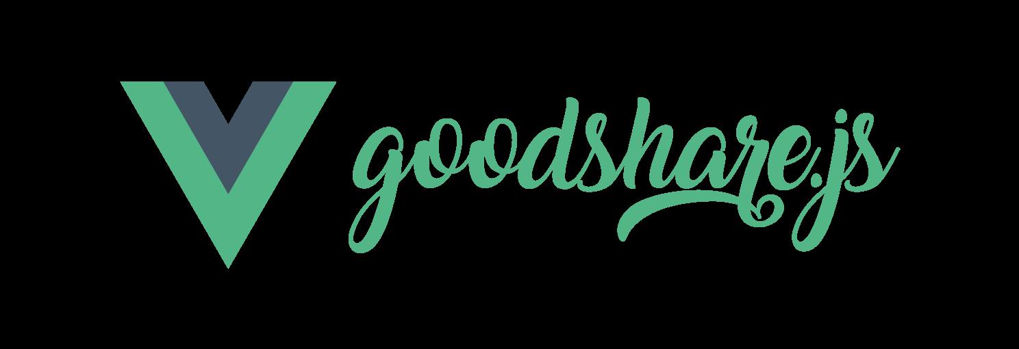 vue-goodshare logo