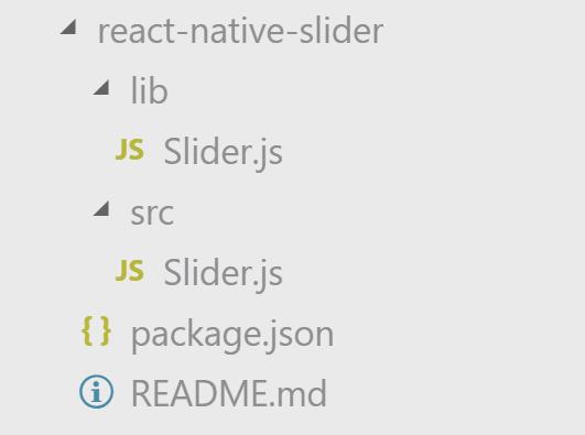 react-native-slider - Bountysource