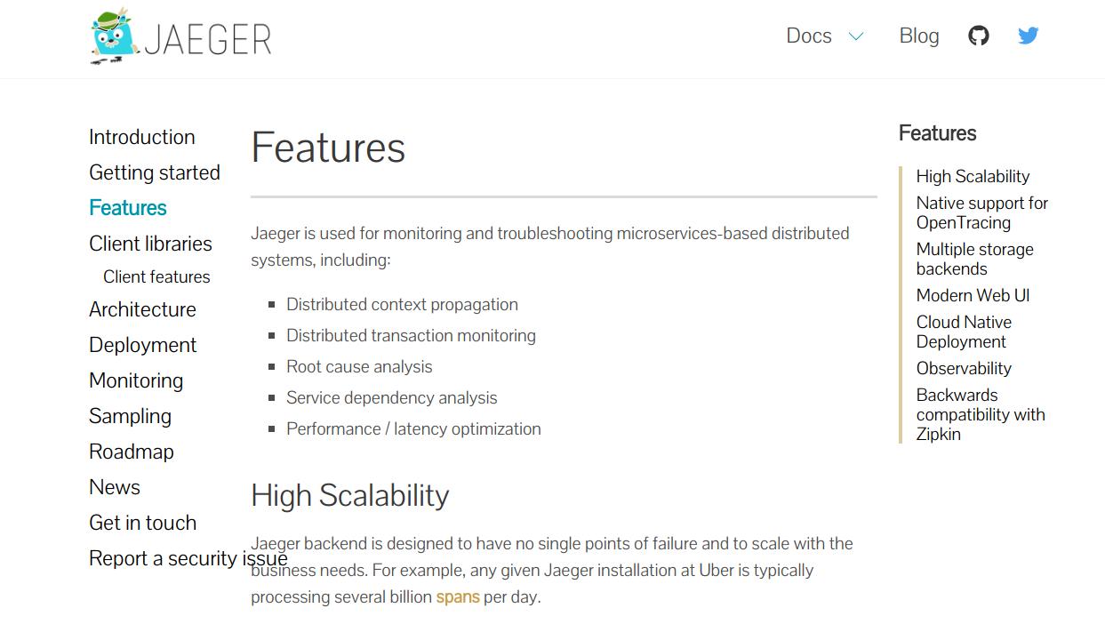 Fix small UI in Nav · Issue #115 · jaegertracing