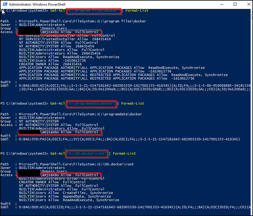 Windows: docker pull microsoft/nanoserver failed to register