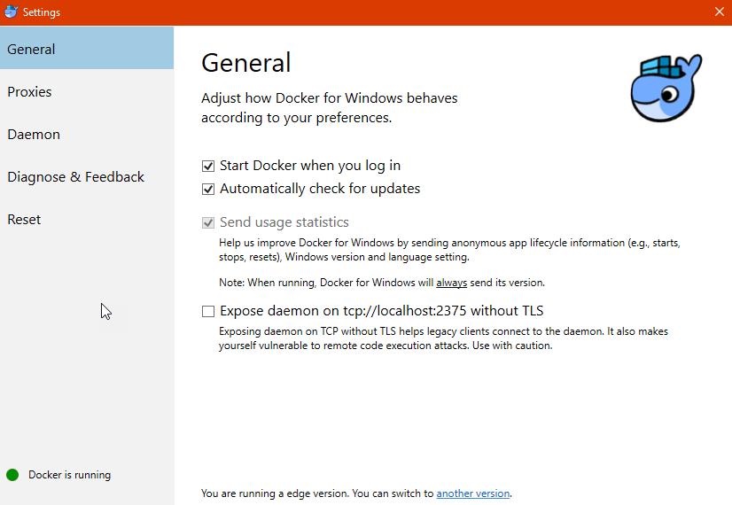docker compose volume mounts not work on Windows · Issue