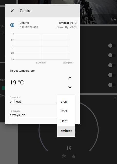 Add fan mode to climate Lovelace card