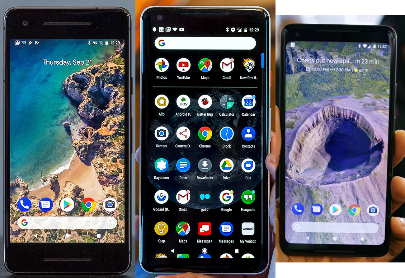Feature Request] Redesigned Pixel Launcher spotted at Google I/O
