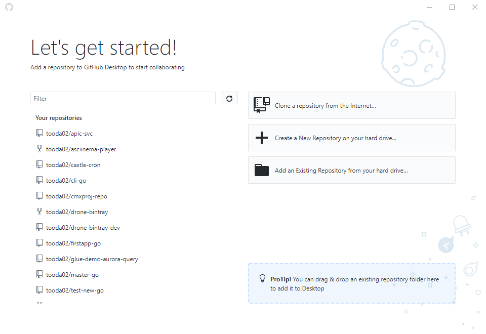 Authentication failure on desktop app after password change