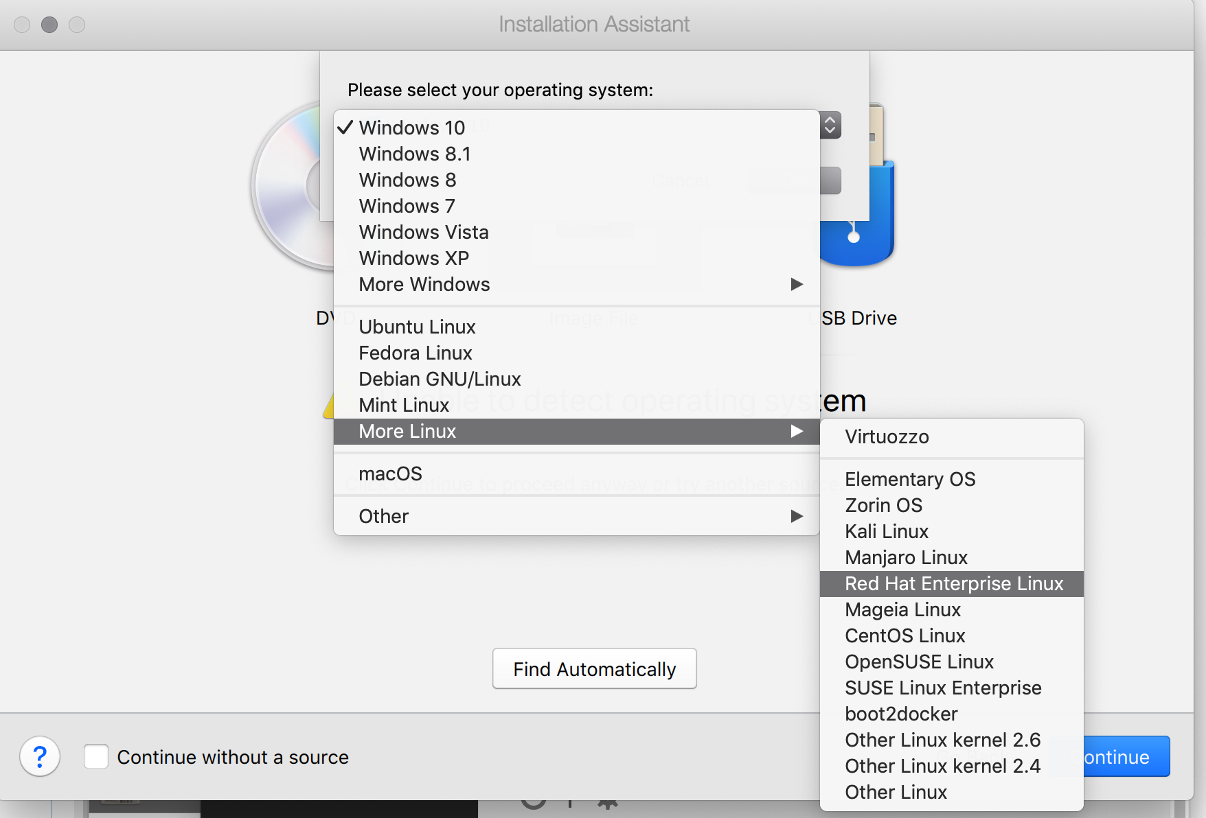 Failed to install in Parallels VM · Issue #264 · clearlinux
