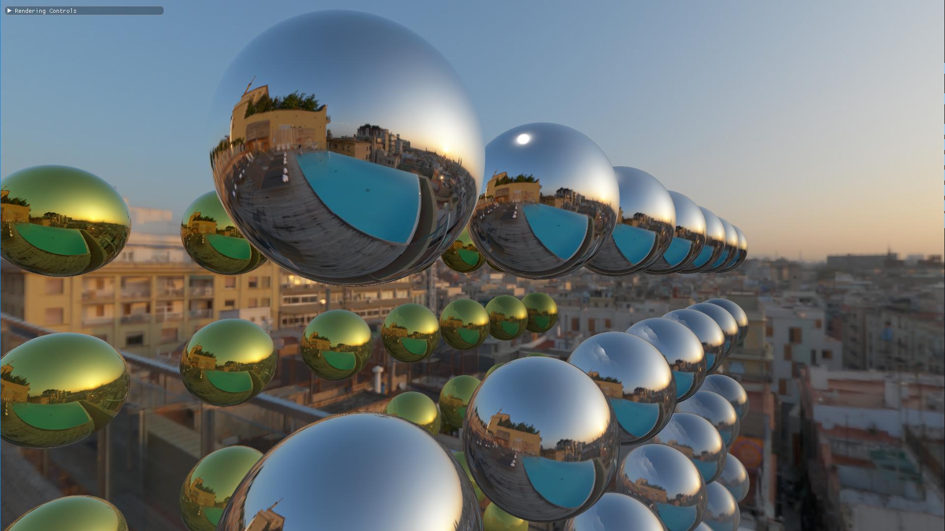 metallicspheres