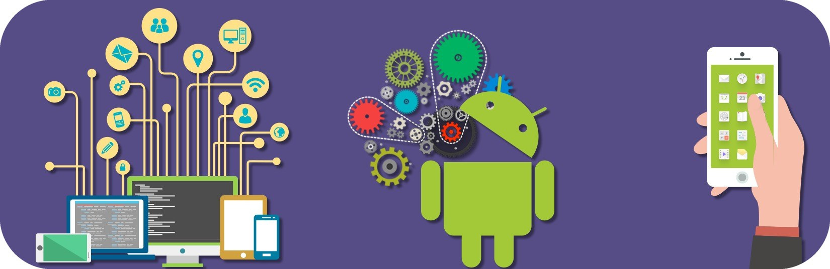 A quick reference guide for Android development.